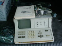HP 1615A Logic Analyzer with Pods and manual