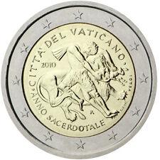 - VATICAN - 2 Euro Commémorative - 2010 -