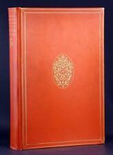 Nonesuch Press Fine Binding La Divina Commedia Dante Alighieri Sandro Botticelli