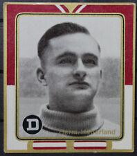 FOOTBALL BILD KÖNIG Fußball 1935/36 † TW HERMANN HABERLAND * ZERBST - DESSAU 05