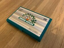 CGL / Nintendo Game and Watch Green House 1982 LCD Electronic Game - Excellent !