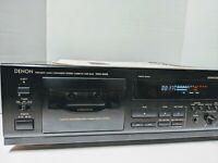 Denon DRM-650S Digital Stereo Cassette Tape Deck