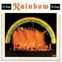 RAINBOW - ON STAGE (REMASTERED) CD 6 TRACKS BOMBAST/POWER HARD ROCK / METAL NEU