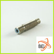 3mm hotend extrusora tornillo thermal Barrier Tube mk8 RepRap J Head 3d Teflon