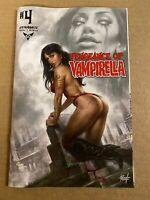 VENGEANCE OF VAMPIRELLA #4 PARILLO COVER 1ST PRINT DYNAMITE ENTERTAINMENT (2020)