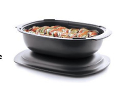 Tupperware Ultra Pro - Oven Plate Grill - 2L Casserole - microwave to oven