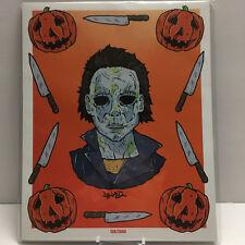 Michael Myers Halloween Horror Movie 8x10 Art Print /2000 - Bam Box Horror