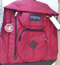 JanSport Austin Backpack Viking Red - JanSport School & Day Hiking Backpacks