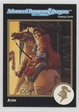 1991 TSR Advanced Dungeons & Dragons Gold #229 D&D 2nd Edition Arax Card 0c4