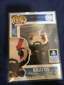 FUNKO - GOD OF WAR Kratos #269 - Sony Official Licensed