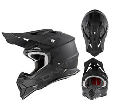 Oneal Motocross Helm MX Cross Enduro Crosshelm Offroad Quad Schirm Schutz