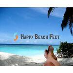 Happy Beach Feet