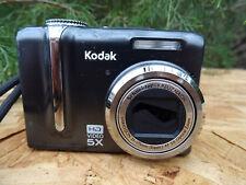 Kodak EasyShare Z1285 12.1MP Digital Camera - Black w/ Battery + 4G SD Card