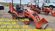 2018 Kubota Bx23s 4x4 Utility Farm Tractor Backhoe Loader