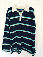 Shimano 3XL Designed In Australia Rugby Style Jersey LS Fishing Shirt