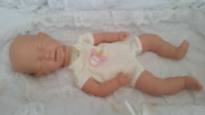 Soft Realistic Doll Kit Lotty 18in Sewn in Limbs Blue Vinyl Teat Dummy