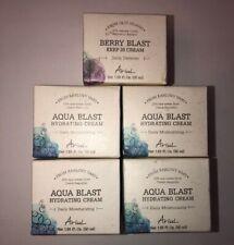 5x Ariul Aqua Blast Hydrating Cream 1.69oz Natural Moisturizing Cream + Keep 20
