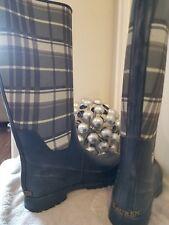 New Ralph Lauren Bethania-b Ballet Flat Rain boots size 7