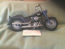 New ListingFranklin Mint Harley-Davidson Biker Blues 1:10 scale w/ Tag