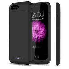 External Backup Battery Case Rechargeable Power Charging For iPhone 7 4.7 inch