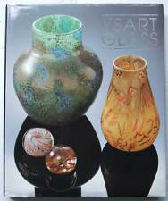 Ysart Glass, 1990 Hbk+Dj, Paperweights, Bowls etc. Essential Reference Guide