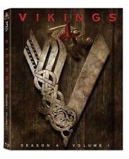 VIKINGS - STAGIONE 4 - VOLUME 1 (3 BLU-RAY) SERIE TV WARNER BROS