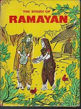 The story of ramayan retold by bani roy choudhry kemkunt press 1973 reprint