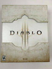 Diablo III 3 Collector's Edition- Excellent Condition, Complete (PC, 2012)
