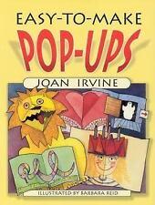 Easy-to-Make Pop-Ups (Dover Origami Papercraft) Joan Irvine Paperback