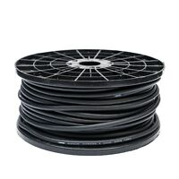 8 GAUGE BLACK POWER CABLE OFC PURE COPPER PER METRE HIGH QUALITY 10MM2
