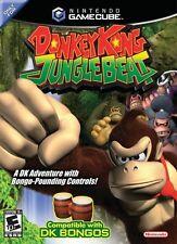 Donkey Kong Jungle Beat Nintendo Gamecube Game Only