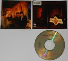 Robbie Robertson  The Band - Storyville   U.S. promo label cd