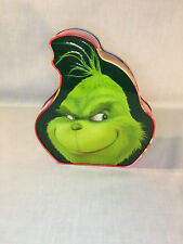 PEZ Dr Seuss' Grinch Gift Tin w/ 4 characters ( Grinch, Max, CIndy Loo, Fred)