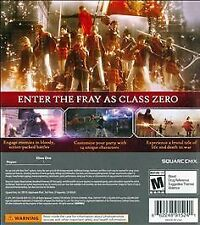 Final Fantasy Type-O HD XBOX ONE BRAND NEW