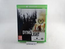 DYING LIGHT - MICROSOFT XBOX ONE - PAL ITA ITALIANO - COME NUOVO - COMPLETO