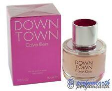 DOWN TOWN 3.0 OZ EDP SPRAY FOR WOMEN BY CALVIN KLEIN & NEW IN A BOX