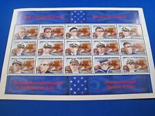 "ST. VINCENT  -  SCOTT # 1559  FULL SHEET   ""SPECIMENS""   MNH   (gg)"