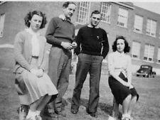 1940 South Boston VA Friend High School Yearbook ~ Photos History Halifax County