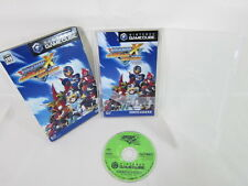 Game Cube ROCKMAN X COMMAND MISSION Japanese Import Video Game Nintendo gc