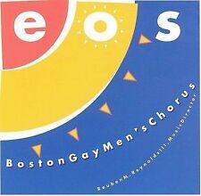 Eos by Boston Gay Men's Chorus (CD, Jul-2001, Boston Gay Men's Choir)
