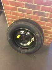 Peugeot 307 Full Size Spare Wheel Bridgestone Tyre 195 65 15 Unused