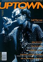 UPTOWN #37 ★ The best PRINCE magazine, Spring 1999 • Per Nilsen & Co. + free CD!