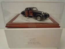 1/43 CHROMES/ILARIO Bugatti Type 57C  COUPE/GANGLOFF  CH.#57717