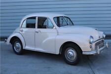 1953 Morris Minor Split Screen 4 Door RHD Classic Car