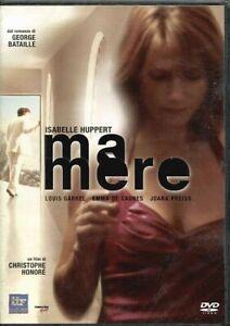 MA MERE (2004) di Christophe Honoré - Isabelle Huppert DVD EX NOLEGGIO - IIF