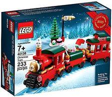 LEGO Seasonal Set #40138 Christmas Train Limited Edition 2015  - NEW Sealed!