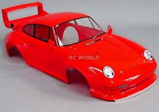 TAMIYA 1/10 Body Shell PORSCHE 911 GT2 RS -Painted-Trimmed FINISHED RED