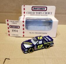 Matchbox collectors choice no.16, Chevrolet Lumina Stock Car, mint in box