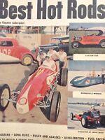 Best Hot Rods Magazine Dragsters & Bonneville No.2 1955 060418nonrh
