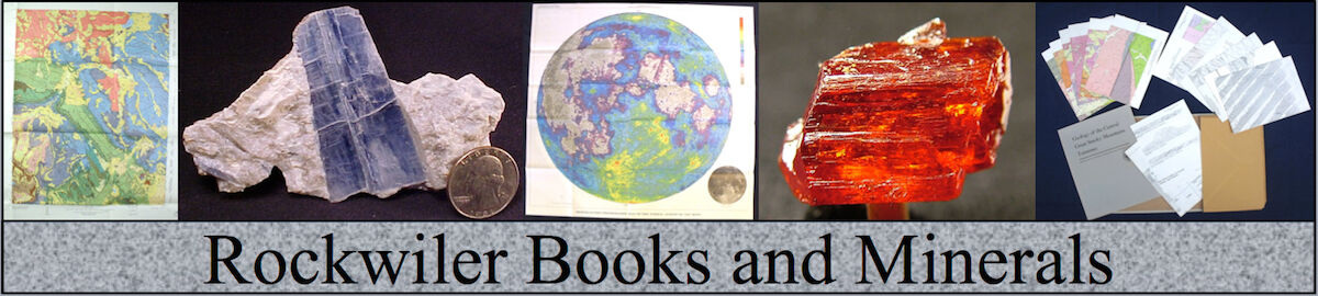 Rockwiler Books and Minerals